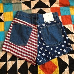 NWT American Apparel USA Shorts, Size 29